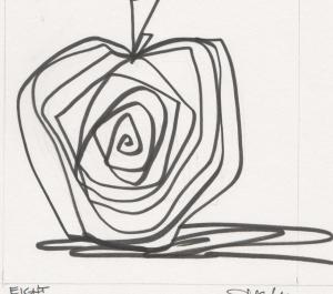 Art Apple - Day Eight