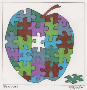 Art Apple - Day Eleven