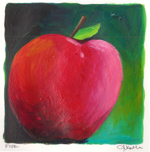 Art Apple - Day Five