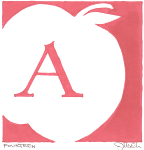 Art Apple - Day Fourteen