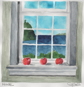 Art Apple - Day Nine