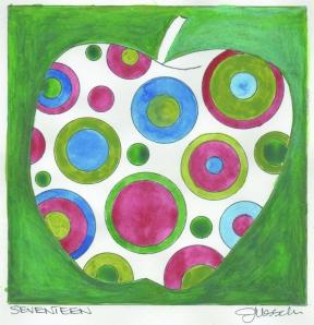 Art Apple - Day Seventeen