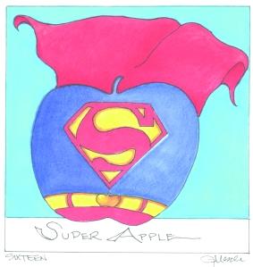 Art Apple - Day Sixteen