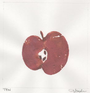 Art Apple - Day Ten