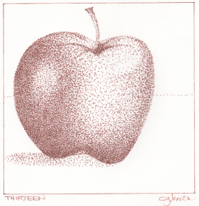 Art Apple - Day Thirteen