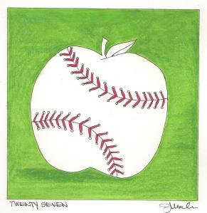 Art Apple - Day Twenty seven