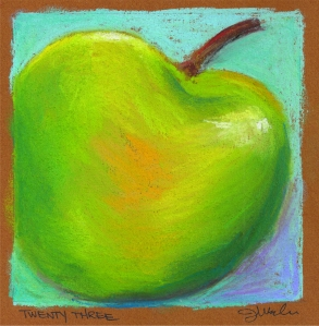Art Apple - Day Twenty Three