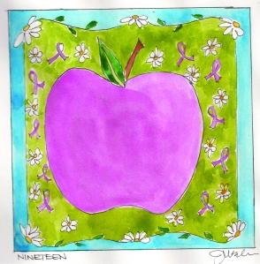 Art Apple - Day Nineteen