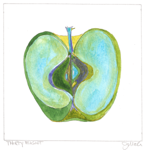 Art Apple - Day Thirty eight