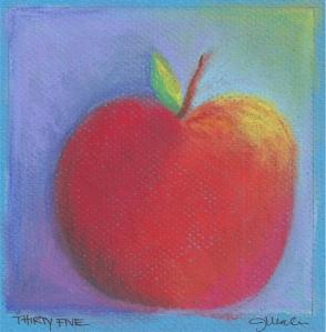 Art Apple - Day Thirty five